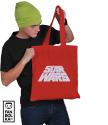 Сумка Звездные Войны лого титры