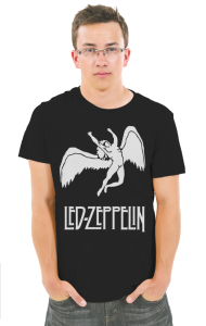 Футболка Лед Зеппелин | Led Zeppelin