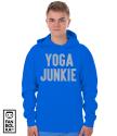 Худи Йога - зависимый