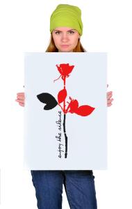 Постер Постер Депеш Мод | Depeche Mode