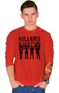 Свитшот Зе Киллерс   The Killers