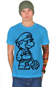 Футболка Супер Марио   Super Mario