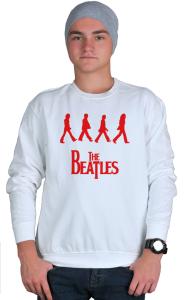 """Свитшот """"Битлз"""" четверка  """"The Beatles"""" four"""
