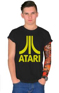 Футболка  Atari классик    Atari classic