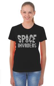 Футболка Космические Захватчики | Space Invaders