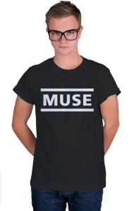 "Футболка  ""Мьюз""   ""Muse""."