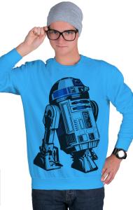 Свитшот Астромеханический Дроид Р2Д2   Astromech Droid R2-D2