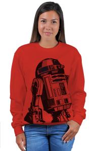 Свитшот Астромеханический Дроид Р2Д2 | Astromech Droid R2-D2