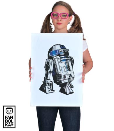 Постер Астромеханический Дроид Р2Д2 | Astromech Droid R2-D2
