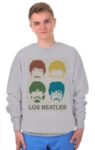 Свитшот Лос Битлз   Los Beatles