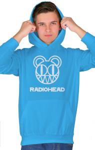 Худи Радиохед лого   Radiohead classic logo