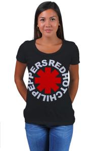Футболка Ред Хот Чили Пепперс #1 | Red Hot Chili Peppers #1