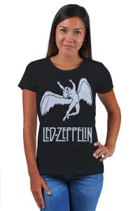 Футболка Лед Зеппелин   Led Zeppelin