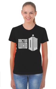 Футболка Доктор Кто | Doctor Who