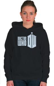 Худи Доктор Кто | Doctor Who
