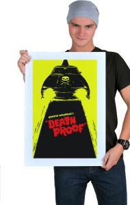 Постер Доказательство смерти | Death Proof