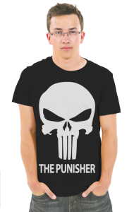 Футболка Каратель | The Punisher