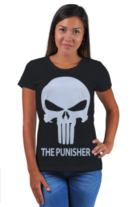 Футболка Каратель | The Punisher