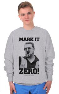 "Свитшот Уолтер Собчак | Walter Sobchak ""Mark it Zero"""