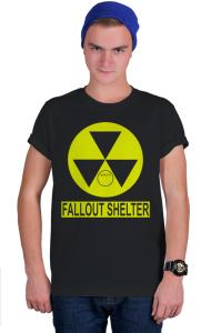 Футболка Фаллаут Приют   Fallout Shelter