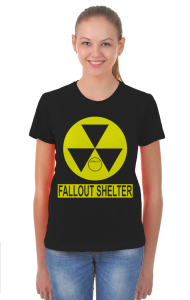 Футболка Фаллаут Приют | Fallout Shelter