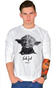 Свитшот Йода Джедай   Yoda Jedi