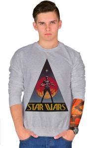 Свитшот Стар Варс Олдскул   Star Wars Old school