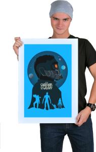 Постер Стражи Галактики | Guardians of the Galaxy