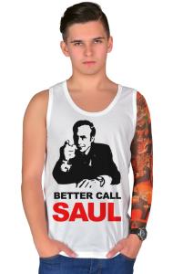 Футболка Позвоните Солу Во все тяжкие | Better Call Saul