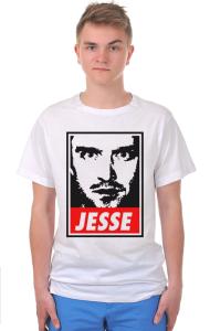 Футболка Пинкман Джесси | Pinkman Jesse
