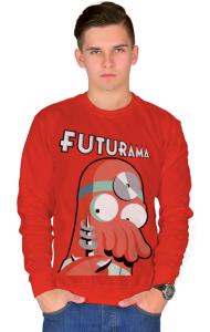 Свитшот Зойдберг Футурама | Zoidberg Futurama