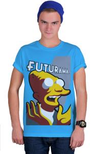 Футболка  Фарнсворт Футурама | Farnsworth Futurama