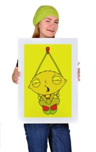 Постер Стьюи | Stewie