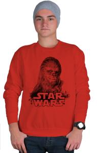 Свитшот Чубакка   Chewbacca