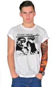 Футболка Соник Юс ЛП | Sonic Youth LP