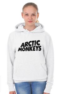 Худи Арктик Манкис Лого   Arctic Monkeys