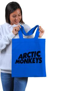 Сумка Арктик Манкис Лого   Arctic Monkeys