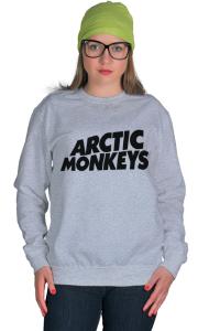 Свитшот Арктик Манкис Лого   Arctic Monkeys