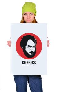 Постер Кубрик Стэнли | Stanley Kubrick