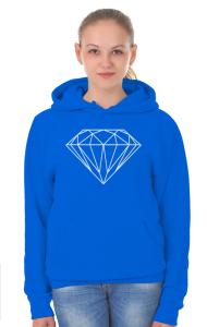 Худи Алмаз олдскул | Diamond Oldschool