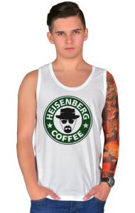 Футболка Хайзенберг Кофе | Heisenberg Coffee