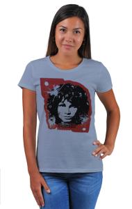 Футболка Джим Моррисон | Jim Morrison street art