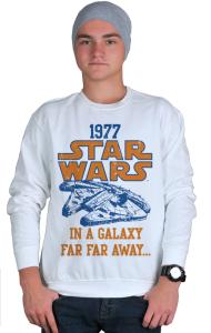 Свитшот Звёздные Войны Сокол   Star Wars Falcon
