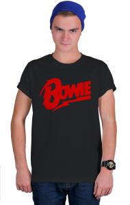 Футболка Боуи | Bowie