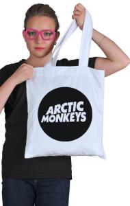 Сумка Логотип Арктик Манкис Logotype Arctic Monkeys