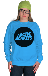 Свитшот Логотип Арктик Манкис|Logotype Arctic Monkeys