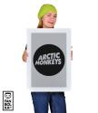 Плакат Логотип Арктик Манкис