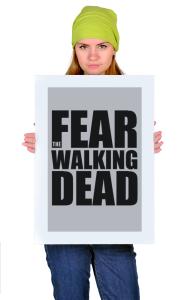 Постер  Ходячие мертвецы   The Walking Dead