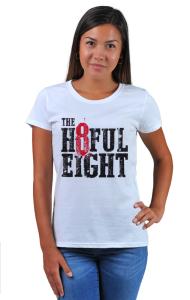 Футболка Омерзительная восьмёрка    The Hateful Eight