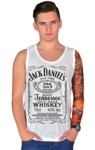 Футболка Джек Дениелс| Jack Daniel's